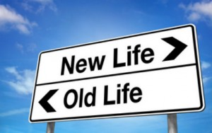 New life-old life